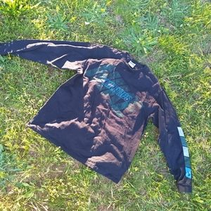 Nike Black Logo Long Sleeve For Unisex